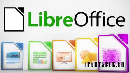 LibreOffice 5.0.3 Rus Portable - ������ ������� �����
