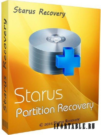Starus Partition Recovery 2.4 + Portable