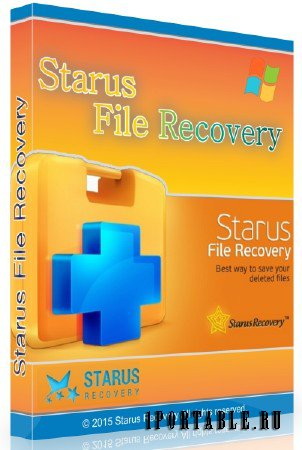Starus File Recovery 3.7 + Portable