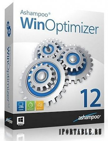 Ashampoo WinOptimizer 12.00.40 Portable by PortableApps - ����������� ������������ � ��������� ����������