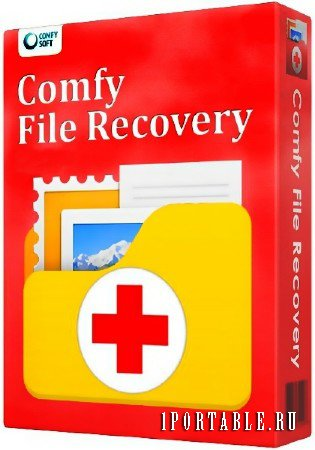 Comfy File Recovery 3.8 + Portable