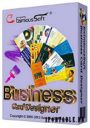 Business Card Designer 5.10 Rus Portable by Maverick