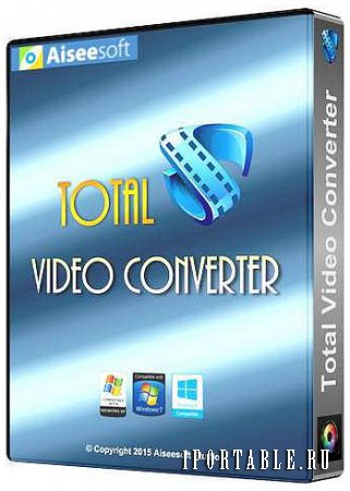 Aiseesoft Total Video Converter 9.0.16 Ultimate Portable by TryRooM � ����� ��������� + ����� �������� + ����������