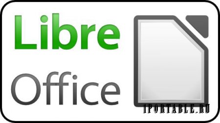 LibreOffice 5.1.0 Rus Portable - ������ ������� �����