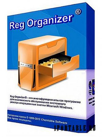 Reg Organizer 7.30 Final Portable by PortableApps - ������������������ ������� � ����������� ����������