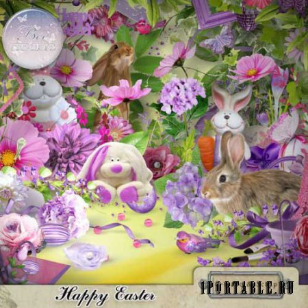 �������� �����-����� - Happy Easter