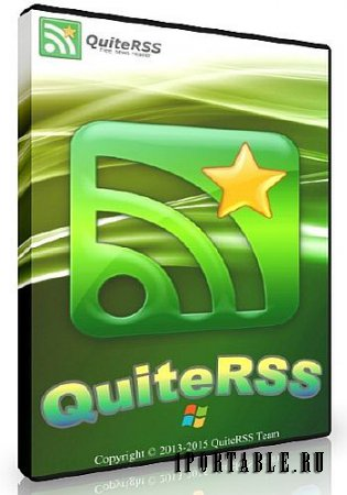 QuiteRSS 0.18.4 Portable by PortableApps - ������ � ����� ���� ��������