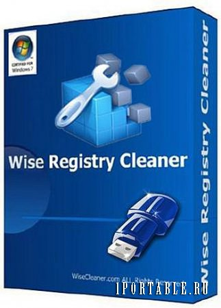 Wise Registry Cleaner 9.11.585 Portable by PortableApps - безопасная очистка системного реестра