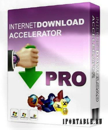 Internet Download Accelerator Pro 6.8.1.1511 Final + Portable