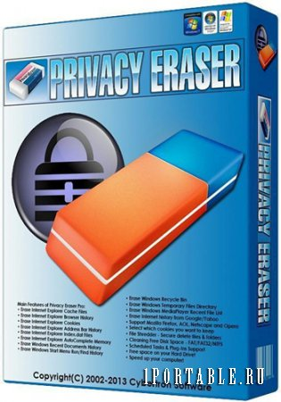 Privacy Eraser�Free 4.11.4.1942 Portable - �������� ������ ������ �� �����������