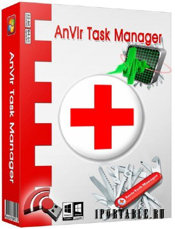 Anvir Task Manager 8.1.2 Final + Portable