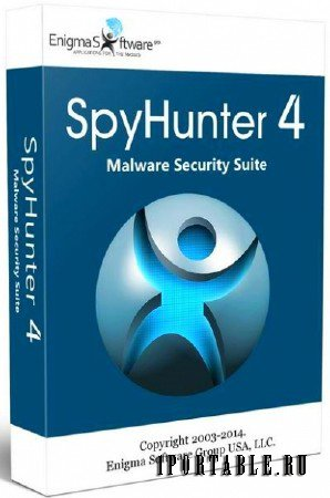 SpyHunter 4.22.8.4668 Final Rus Portable