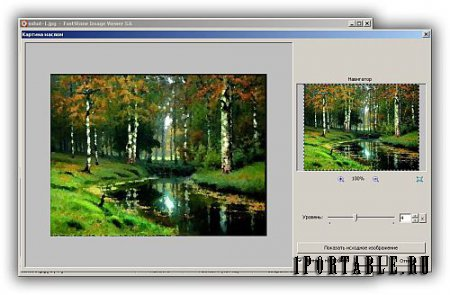 FastStone Image Viewer 5.6 Corporate Portable by PortableAppZ - Многофункциональный браузер изображений, конвертер и редактор