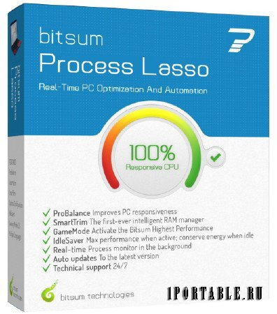 Process Lasso Pro 8.9.8.12 Final + Portable