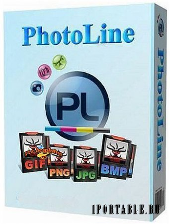 PhotoLine 19.51 Rus Portable by Valx - �������� ��������� � ��������� �������