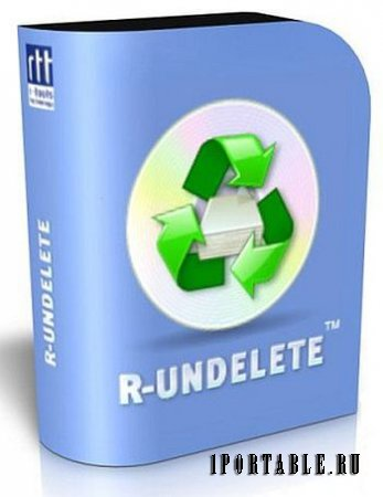 R-Undelete Home 5.0.164.588 Portable - �������������� �������� ��������� ������
