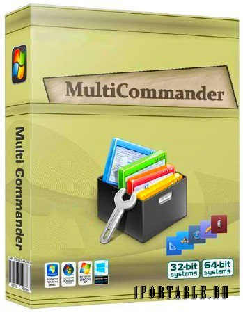 Multi Commander 6.4.6 Build 2246 Final + Portable