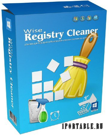 Wise Registry Cleaner 9.24 Build 597 + Portable