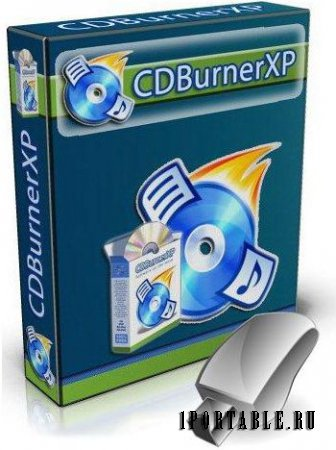 CDBurnerXP 4.5.7.6301 Portable by Canneverbe Limited - запись компакт-дисков