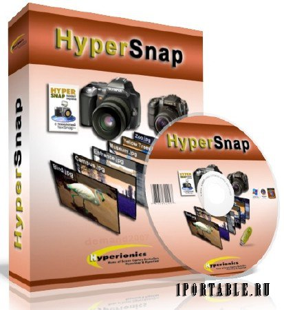HyperSnap 8.12.01 Final + Portable *Russian*