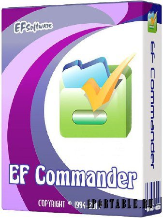 EF Commander 11.62 + Portable