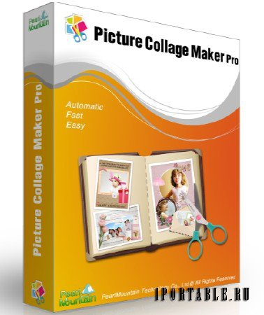 Picture Collage Maker Pro 4.1.4.3818 Rus Portable by SamDel
