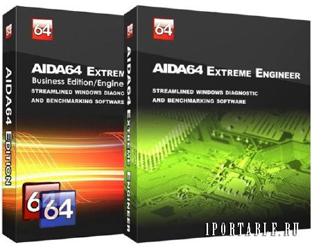 AIDA64 Extreme / Business / Engineer 5.80.4000 Final Portable