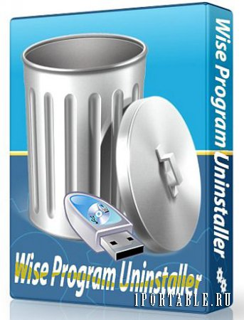 Wise Program Uninstaller 1.97.106 Portable by Portable-RUS - полное и корректное удаление программ