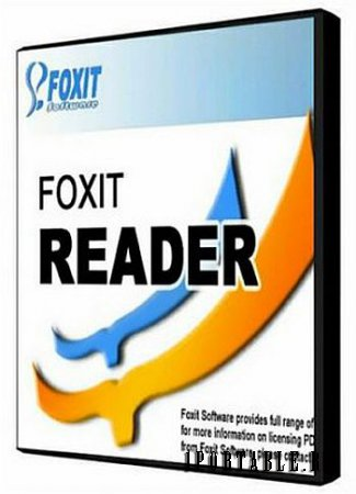 Foxit Reader 8.1.0.1013 Portable by PortableAppZ - �������� ����������� ���������� � ��������� PDF
