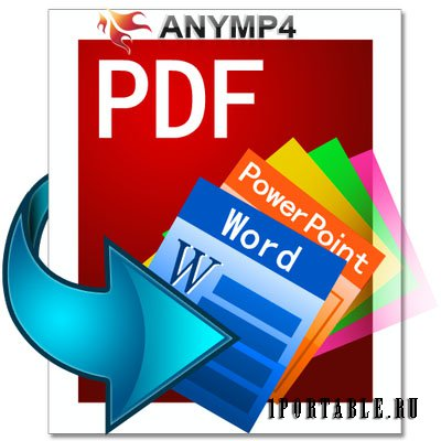 AnyMP4 PDF Converter Ultimate 2016 (2016)
