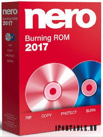 Nero Burning ROM & Nero Express 2017 18.0.01000 Portable