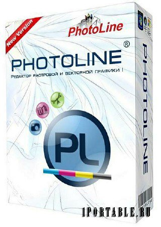 PhotoLine 20.01 + Portable + Rus