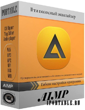 AIMP 4.12 Build 1878 Final + Portable