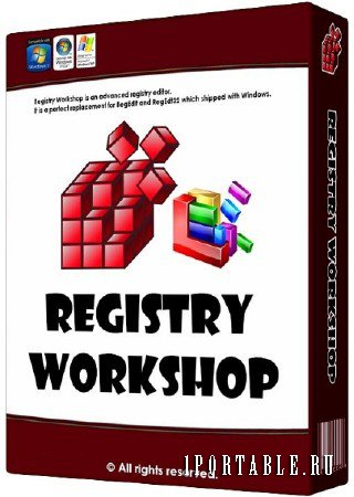 Registry Workshop 5.0.1 + Portable