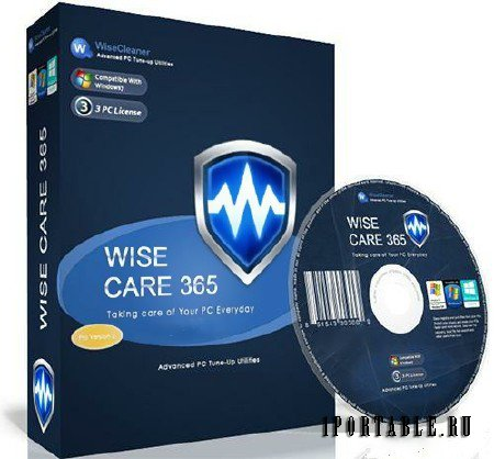 Wise Care 365 Pro 4.55 Build 430 Final + Portable