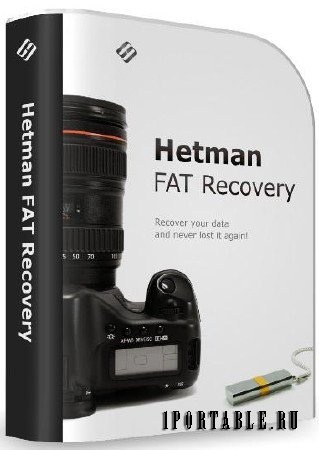 Hetman FAT Recovery 2.6 + Portable