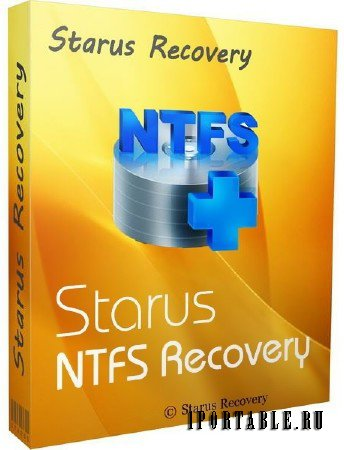 Starus NTFS Recovery 2.6 + Portable