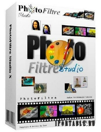 PhotoFiltre Studio X 10.12.0 + Portable