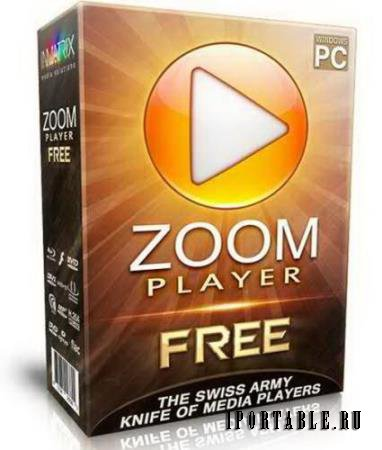 Zoom player max 13.0 (2017)