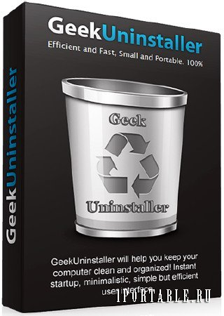 Geek Uninstaller 1.4.3.108 Rus Portable