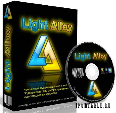 Light Alloy 4.10.0 Build 2945 Final + Portable