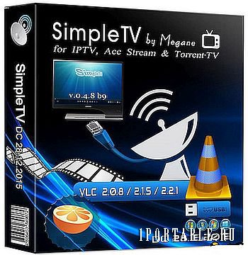 Simple Tv Player 0.4.8 Торрент
