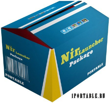 NirLauncher Package 1.19.121 Rus Portable