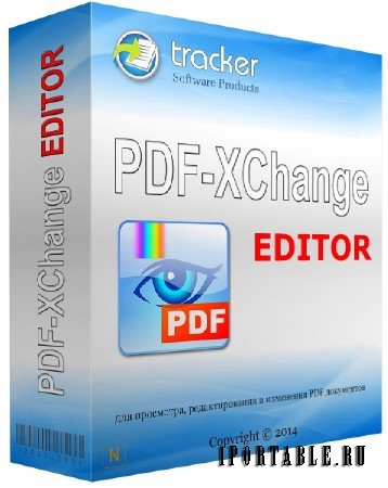 PDF-XChange Editor Plus 6.0 Build 322.5 + Portable