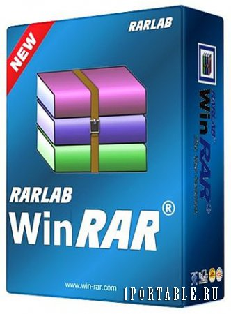 WinRAR 5.50 Final Rus Portable (PortableAppZ) - мощный инструмент для архивирования и управления архивами