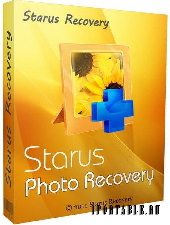 Starus Photo Recovery 4.6 Commercial / Office / Home + Portable