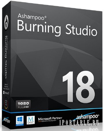 Ashampoo Burning Studio 18.0.8.1 Final Portable
