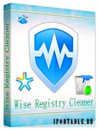Wise Registry Cleaner 9.51.621 Portable by Portable-RUS - безопасная очистка системного реестра