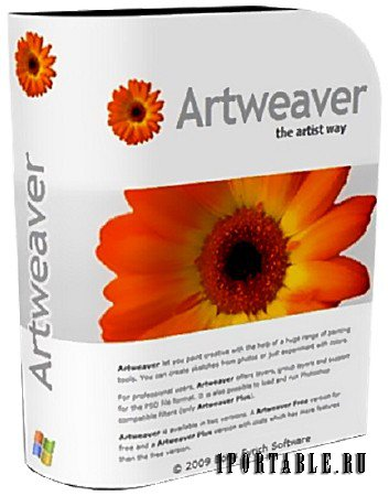 Artweaver Plus 6.0.7.14622 Portable