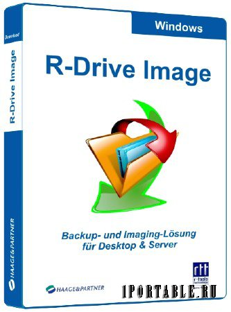 R-Drive Image 6.1 Build 6109 Portable + BootCD